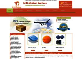 mkmedicalservices.com