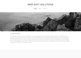 mkmsoftsolutions.weebly.com
