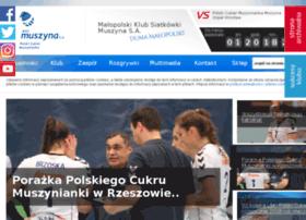 mksmuszynianka.com