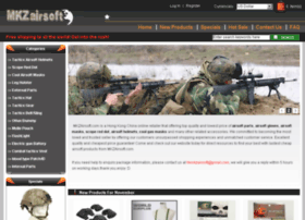 mkzairsoft.com