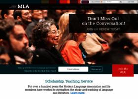 mla.org
