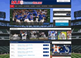 mlb.tickets-online.com