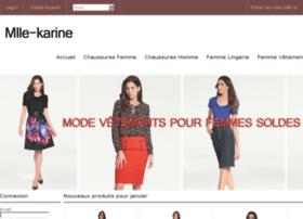mlle-karine.fr