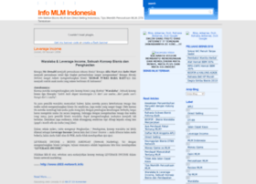 mlm-indonesia.blogspot.com