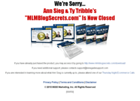 mlmblog.bloggingforprospects.com