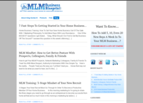 mlmbusinessblueprint.com