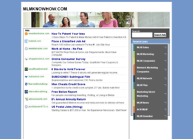 mlmknowhow.com