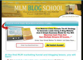 mlmmarketingblogschool.com