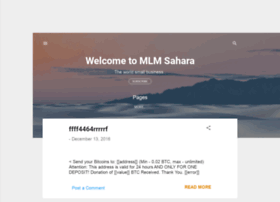 mlmsahara.blogspot.in