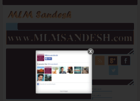 mlmsandesh.com