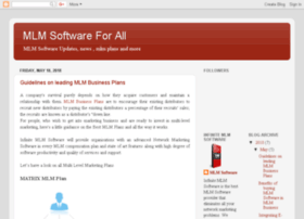 mlmsoftware4all.blogspot.in