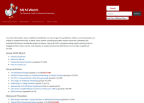 mlmwatch.org