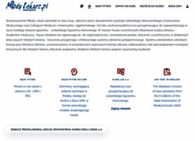 mlodylekarz.pl
