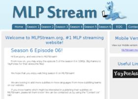 mlpstream.org