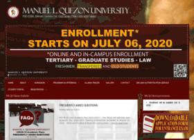 mlqu.edu.ph