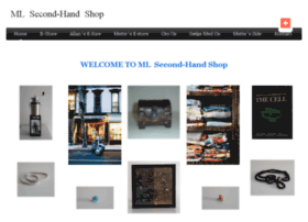 mlsecondhandshop.com