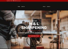mlsharpening.com
