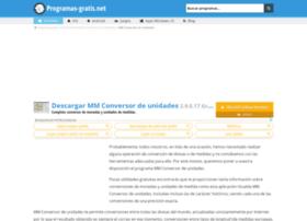 mm-conversor-de-unidades.programas-gratis.net