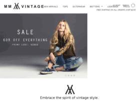 mm-vintage.com