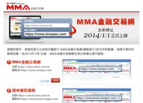 mma.com.tw