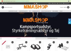 mmashop.dk