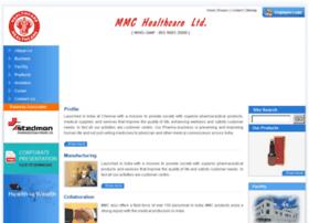 mmchealthcareindia.com