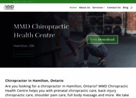 mmdchiropractic.ca