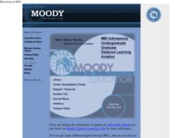 mmm.moody.edu
