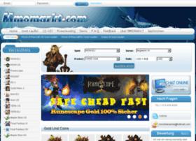 mmomarkt.com