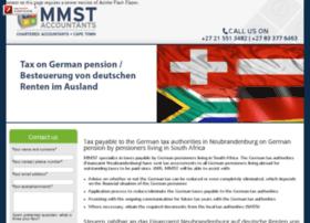 mmstaccountants.co.za