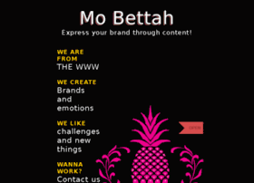 mo-bettah.com