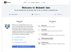 mobalivecd-en.mobatek.net
