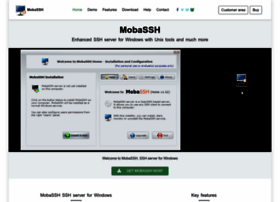 mobassh.mobatek.net