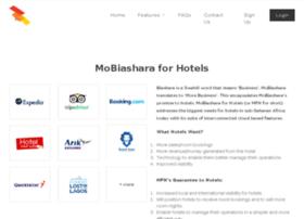 mobiashara.com