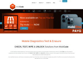 mobicode.co.uk