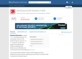 mobidata-edge-modem.software.informer.com