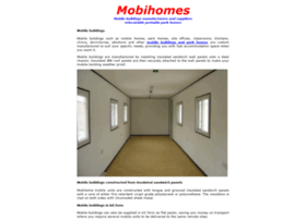 mobihomes.co.za