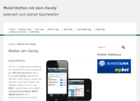 mobil-wetten.com