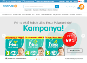 mobil.e-bebek.com