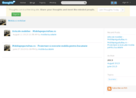 mobila-bucatarie.thoughts.com