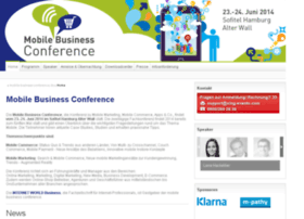 mobile-business-conference.de