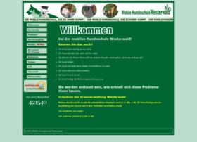 mobile-hundeschule-westerwald.de