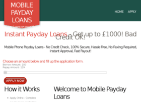 mobile-payday-loans.co.uk