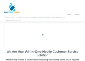 mobile-social-tracker.com
