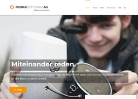 mobile-software.ag