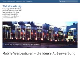 mobile-werbesaeule.de
