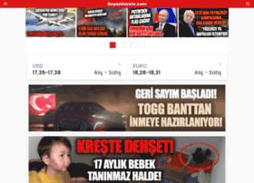 mobile.beyazgazete.com