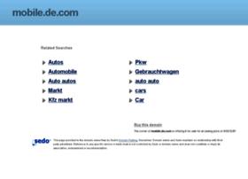 mobile.de.com