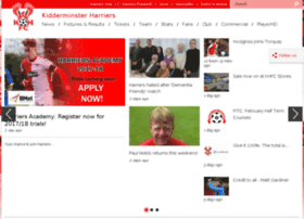 mobile.harriers.co.uk