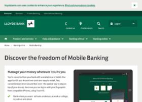 mobile.lloydstsb.com